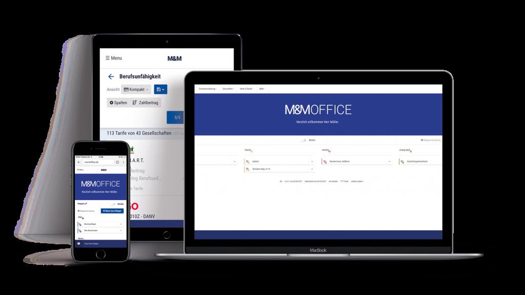Vergleichssoftware MM Office